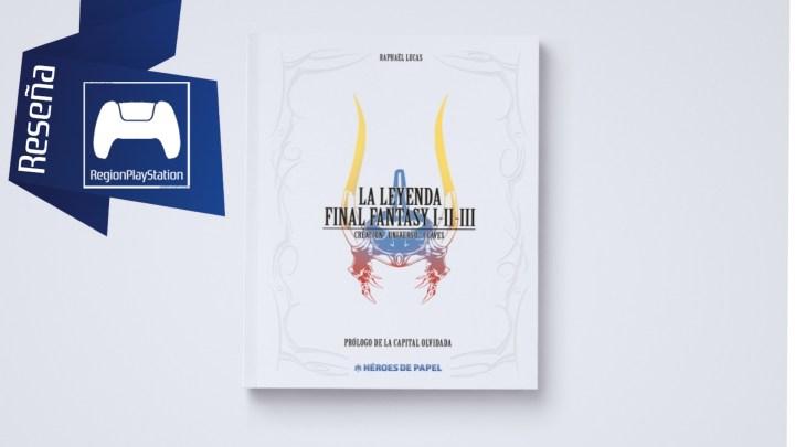 Reseña | La Leyenda Final Fantasy I-II-III