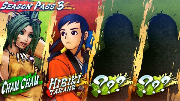 Samurai Shodown muestra los primeros personajes de su Pase de temporada