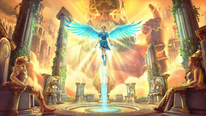 A New God, la primera expansión de Immortal Fenyx Rising, confirma fecha de lanzamiento