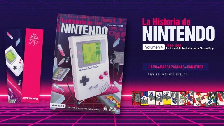 """Héroes de Papel anuncia """"La historia de Nintendo, volumen 4"""