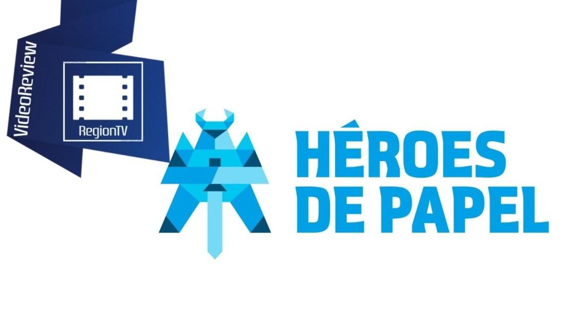 RegionTV | Recomendaciones Héroes de Papel enero 2021