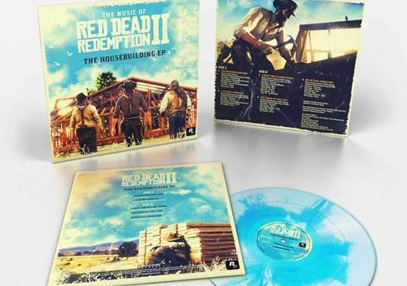 The Music of Red Dead Redemption 2: The Housebuilding EP, disponible el 12 de febrero.