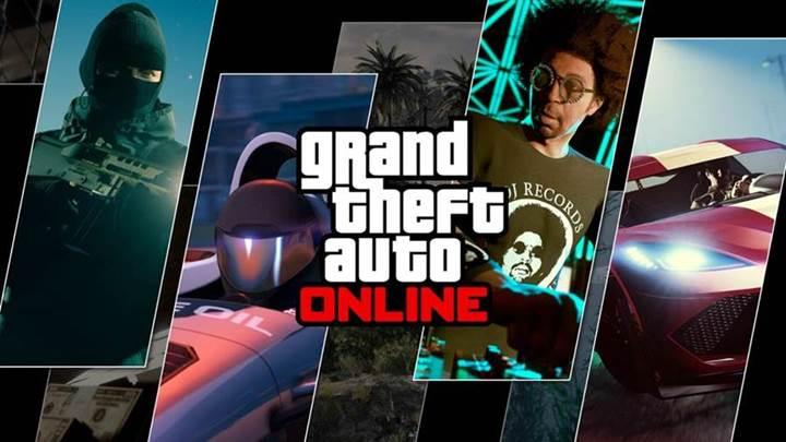 Descubre los contenidos que llegan esta semana a GTA Online