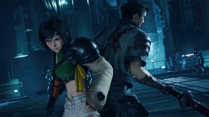 Final Fantasy VII Remake Intergrade ya disponible en PlayStation 5