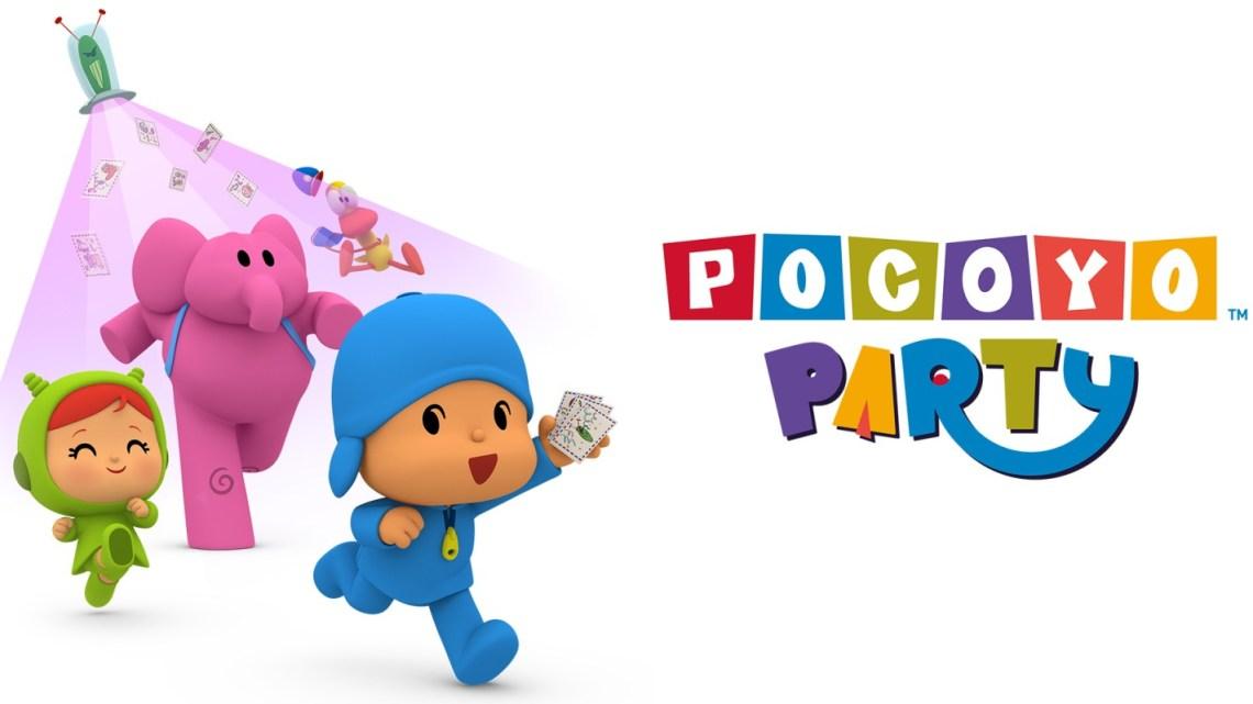 Pocoyó Party ya se encuentra disponible para PlayStation