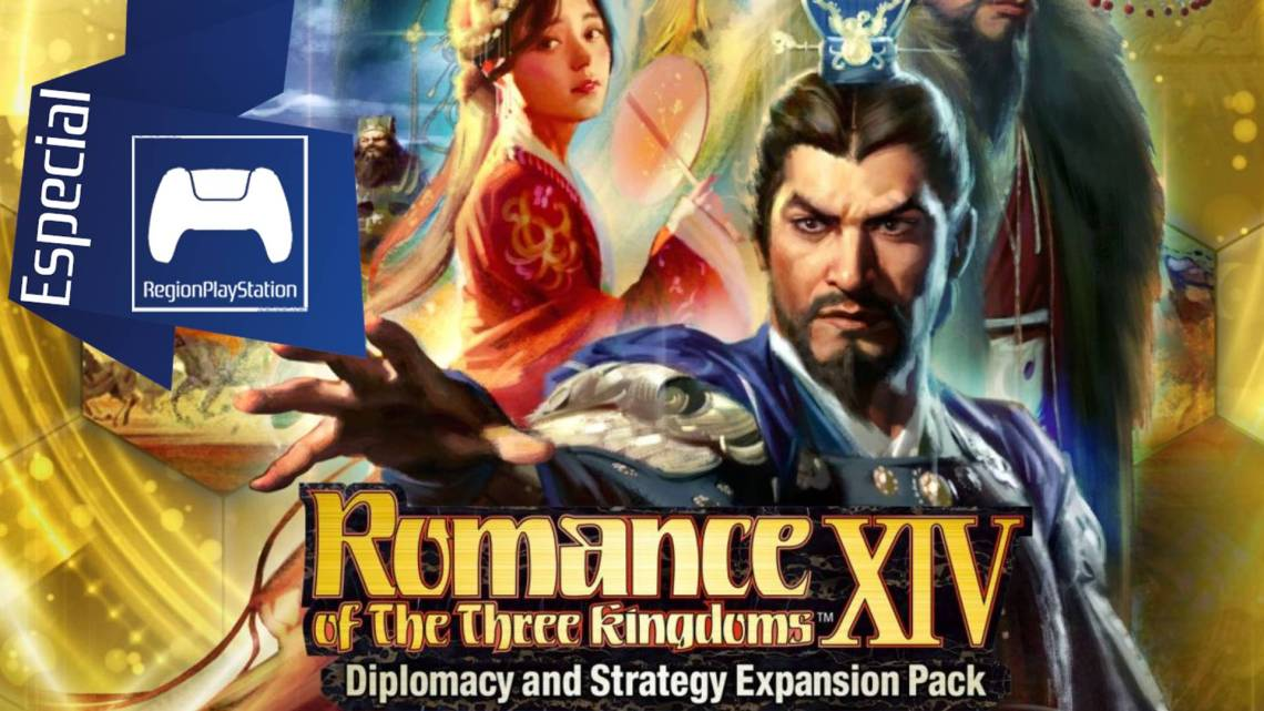 Impresiones | Romance of The Three Kingdoms XIV: Diplomacy and Strategy Expansion Pack