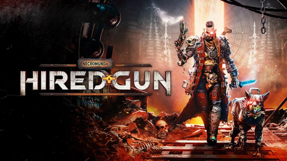 Focus Home Interactive comparte un nuevo tráiler de Necromunda: Hired Gun
