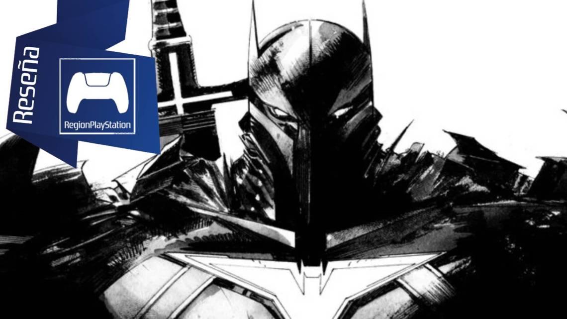 Reseña   Batman: La Maldición del Caballero Blanco (Edición limitada blanco y negro)