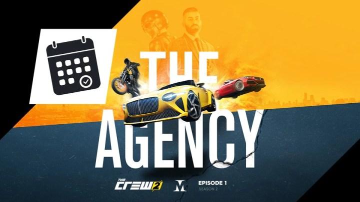 The Crew 2 presenta el trailer de lanzamiento The Agency, nuevos contenidos de la Season 2 – Episodio 1