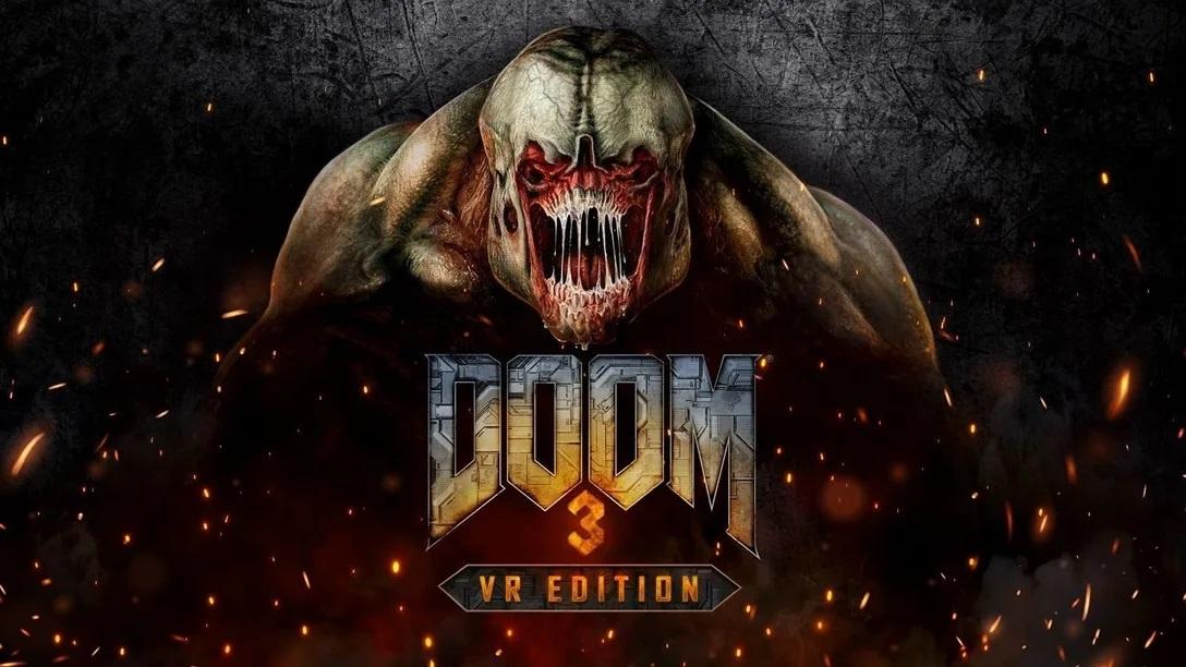 DOOM 3: VR Edition ya está disponible en PlayStation VR   Tráiler de lanzamiento