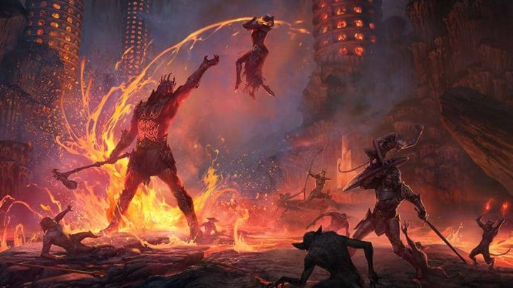 TESO | Flames of Ambition ya se encuentra disponible en PS4