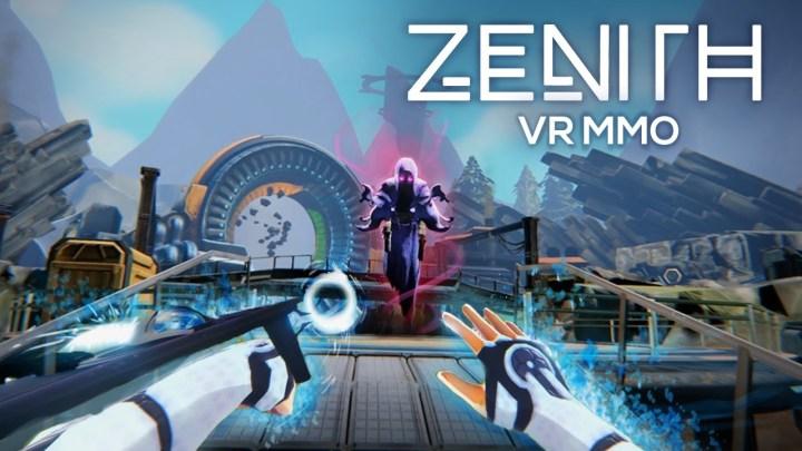 Zenith, combinación anime, MMO y realidad virtual, confirma su lanzamiento en PlayStationVR