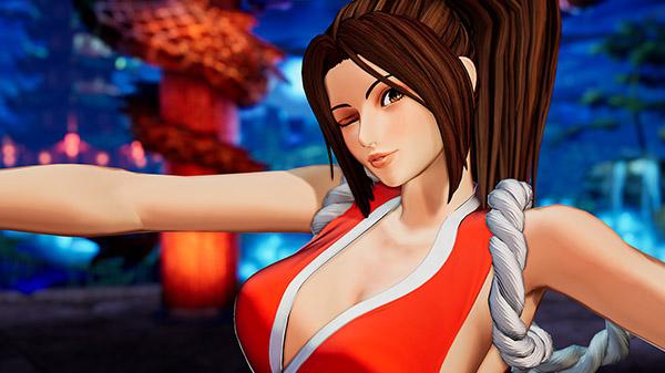 Mai Shiranui protagoniza el nuevo tráiler de The King of Fighters XV