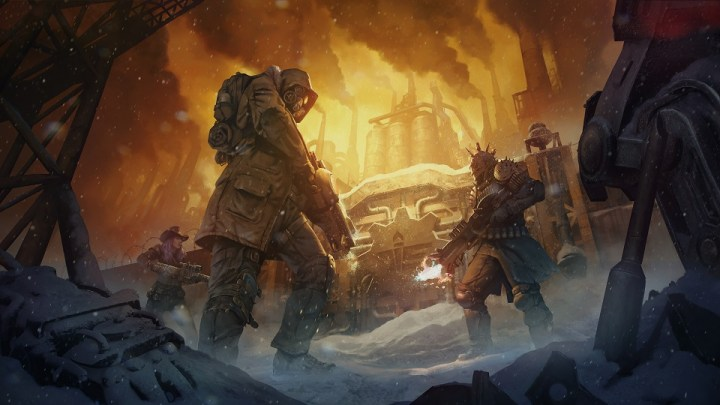 'The Battle of Steeltown', primera expansión narrativa de Wasteland 3, llegará el 3 de junio