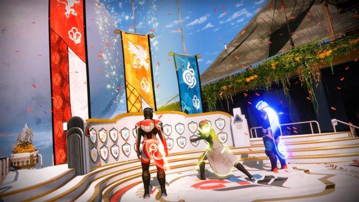 Los Juegos de Guardianes regresan a Destiny 2 el 20 de abril