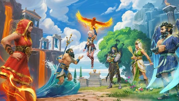 Confirmada la fecha de lanzamiento de Dioses Perdidos, tercer DLC de Immortals Fenyx Rising