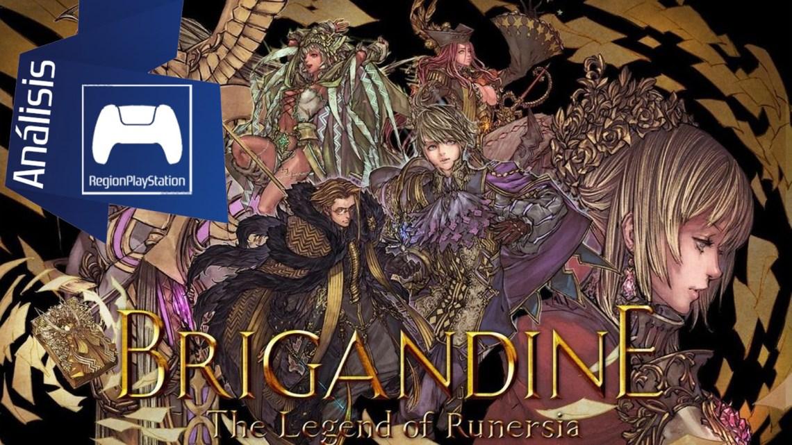 Analisis   Brigandine: The Legend of Runersia