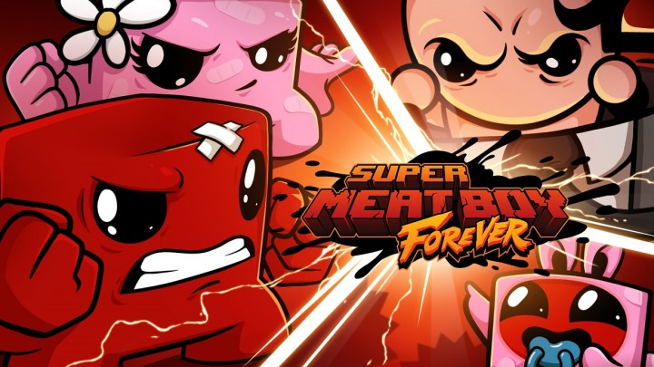 Super Meat Boy Forever ya se encuentra disponible en PS4 y Xbox One