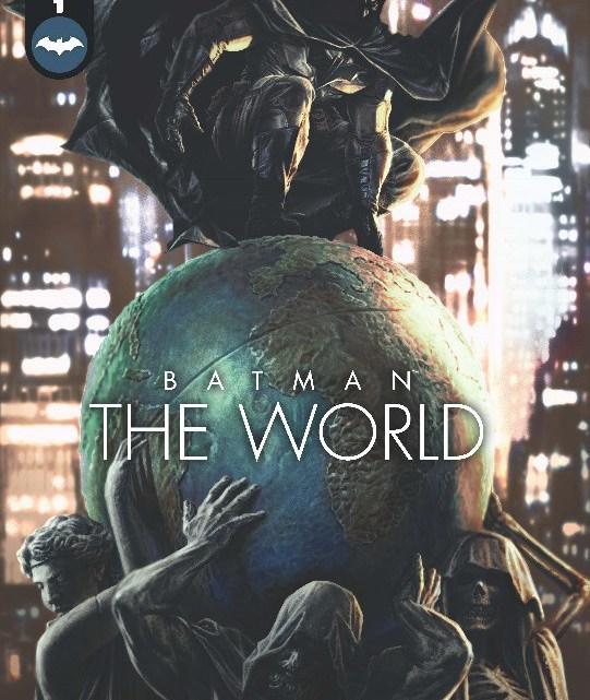 Batman pasará por España en el evento de DC Batman: The World