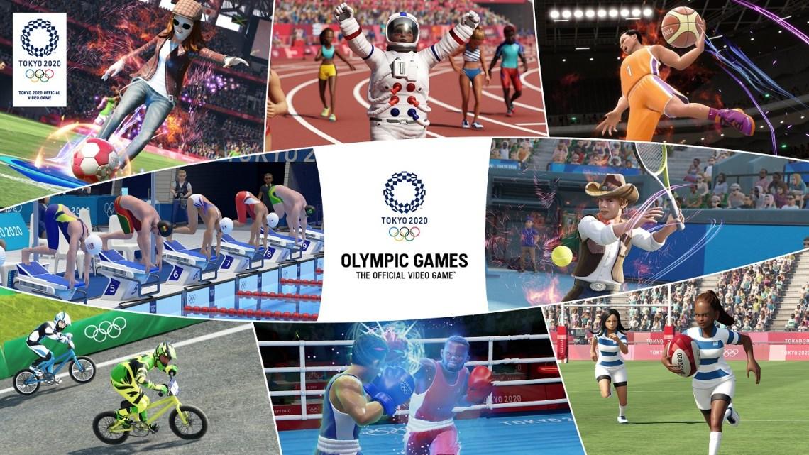 Juegos Olímpicos de Tokyo 2020: El videojuego oficial ya está a la venta en Europa | Tráiler de lanzamiento