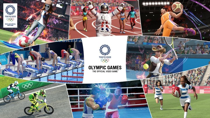 Olympic Games Tokyo 2020: The Official Video Game llega a Europa el 22 de junio