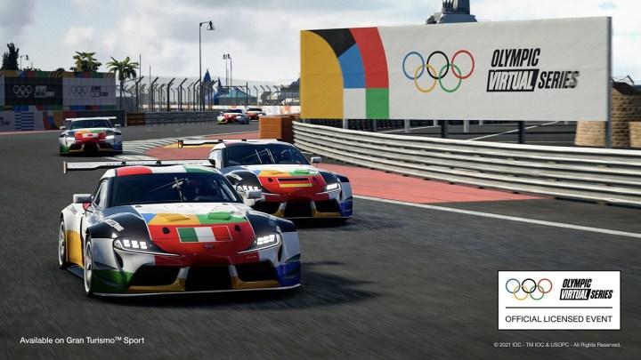 José Serrano representará a España el 23 de junio en las 'Olympic Virtual Series' con Gran Turismo