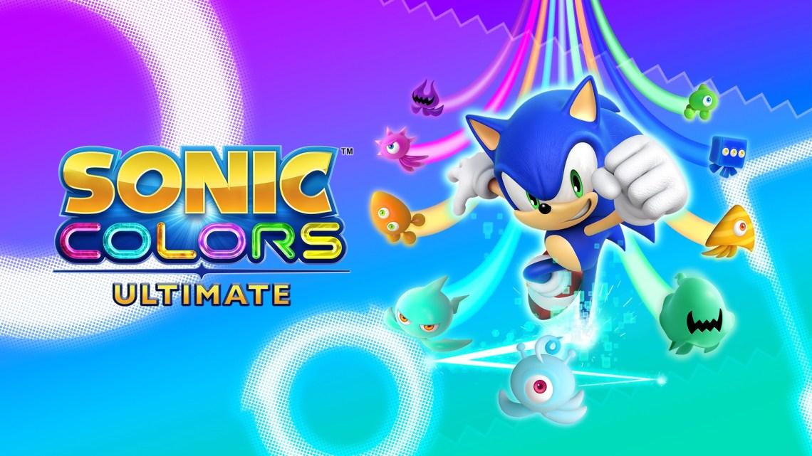 SEGA anuncia Sonic Colors Ultimate para el 7 de septiembre en PS4, Xbox One, Switch y PC