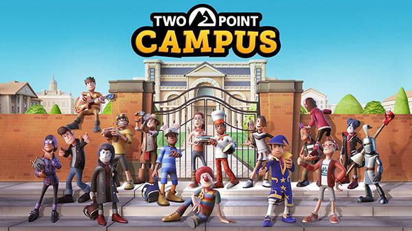 Two Point Campus confirma su llegada a consolas y PC