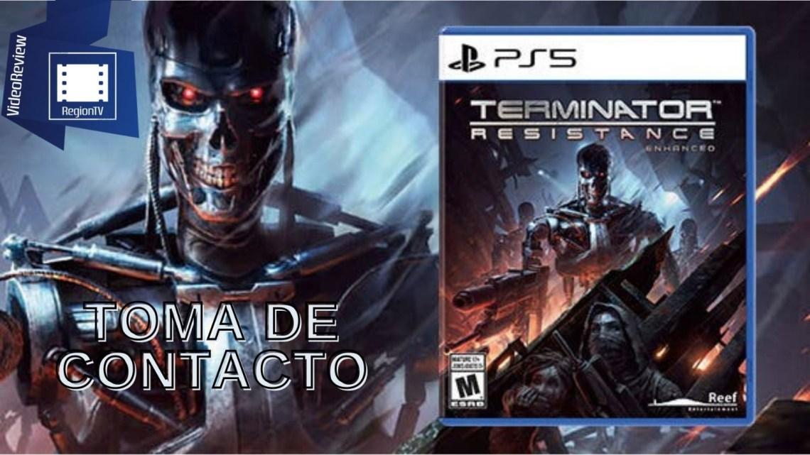 Toma de Contacto   Terminator Resistance Enhanced