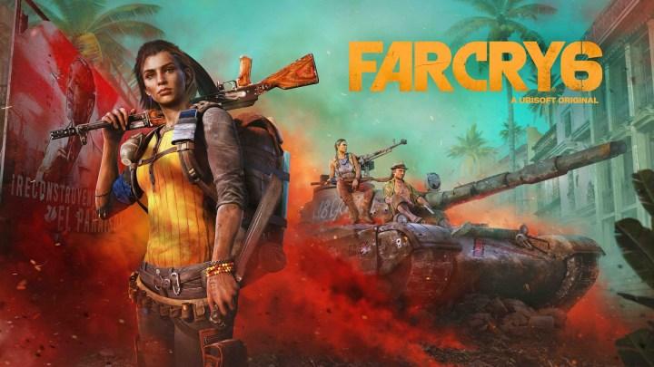 Sale a la luz el gigantesco mapa de la Isla de Yara, escenario principal de Far Cry 6
