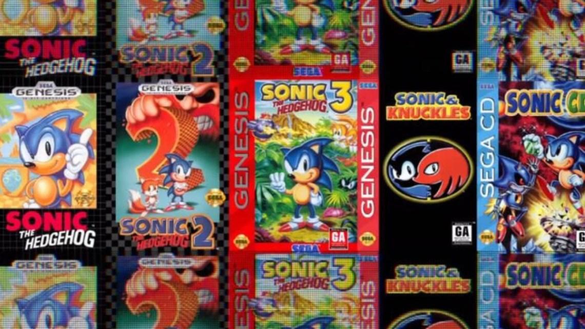 Anunciada la colección Sonic Origins, un homenaje con entregas clásicas de la saga