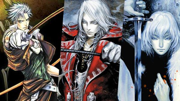 Castlevania Advance Collection listado en Australia