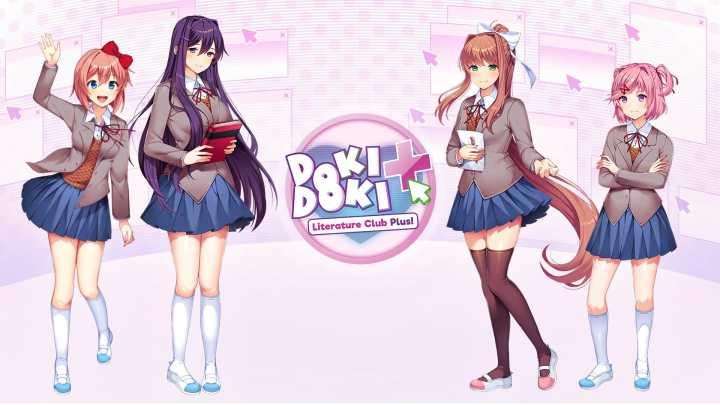 Doki Doki Literature Club Plus llegará el 30 de junio
