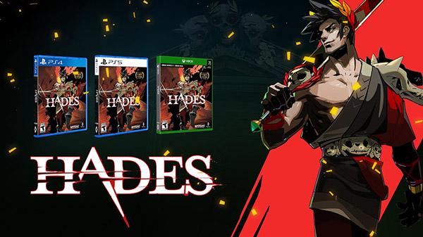 Hades confirma su lanzamiento en PS5, PS4, Xbox Series y Xbox One