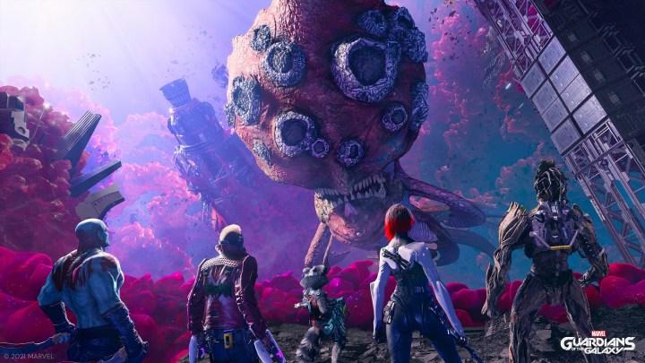 Marvel's Guardians of the Galaxy | Nuevo diario de desarrollo sobre el diseño de personajes