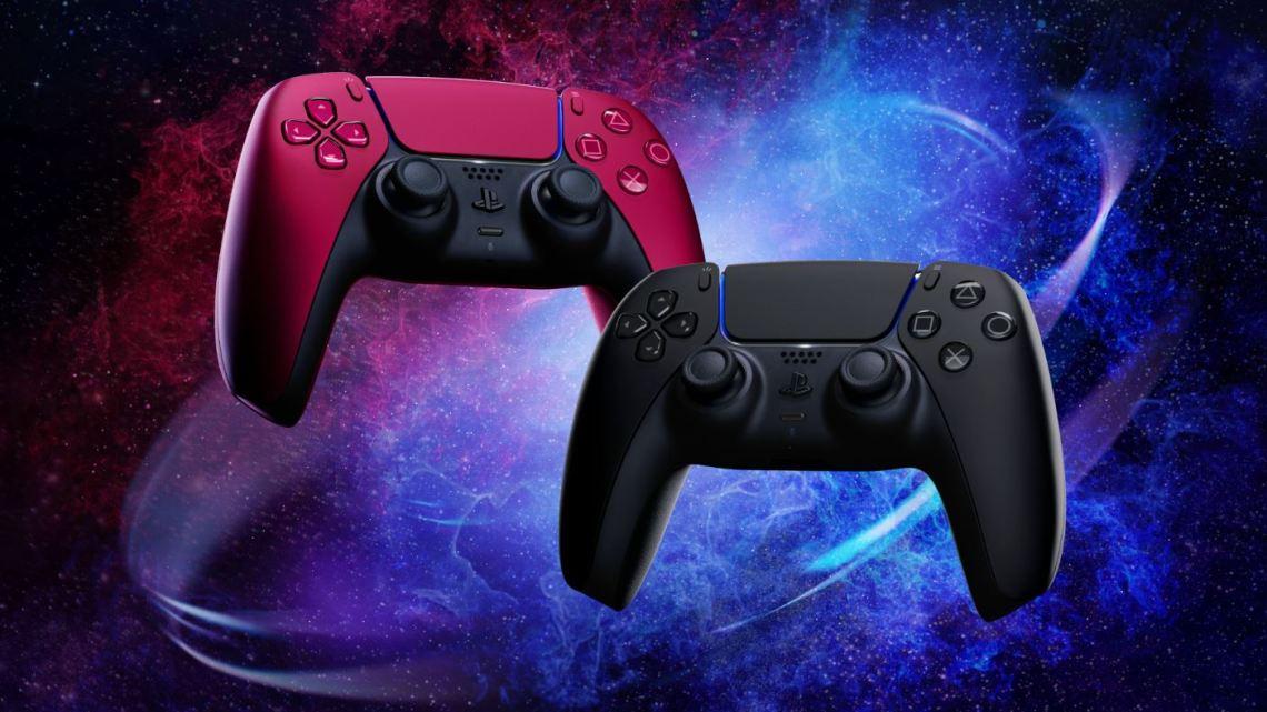 Midnight Black y Cosmic Red, los nuevos colores de DualSense, ya a la venta en España