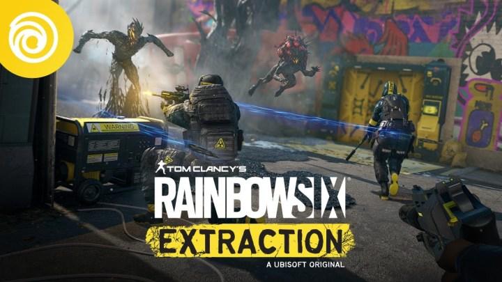 Rainbow Six Extraction presenta un nuevo gameplay extendido de 9 minutos