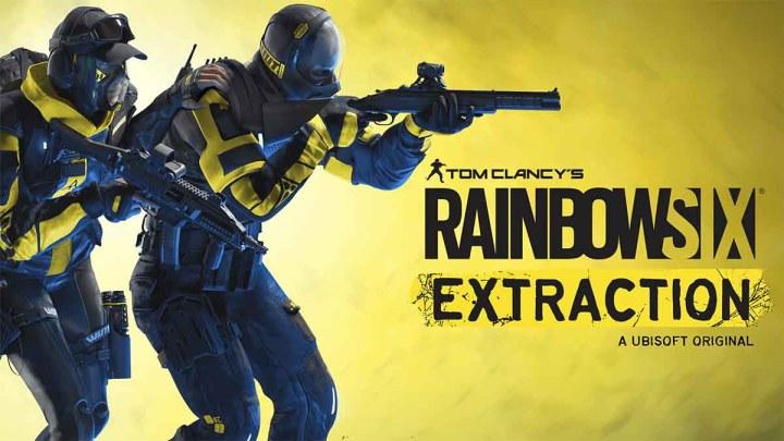 Rainbow Six Extraction llegaría en Enero