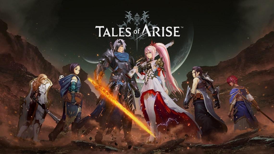 Tales of Arise presenta nuevas imágenes oficiales, arte final y portada del juego en Europa