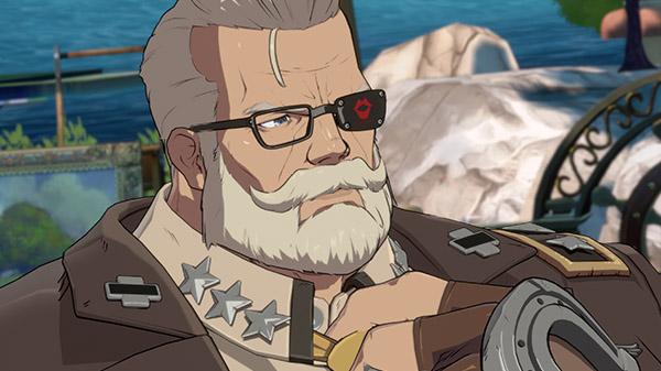 Presentado Goldlewis Dickinson, nuevo personaje para Guilty Gear: Strive
