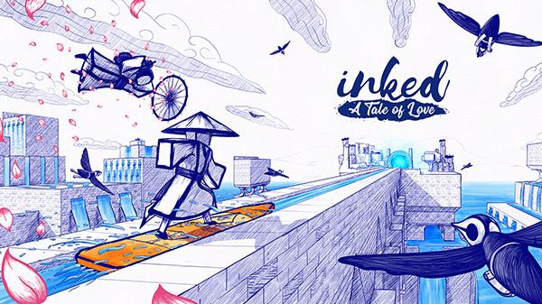 Anunciado Inked: A Tale of Love para PlayStation, Xbox y Switch