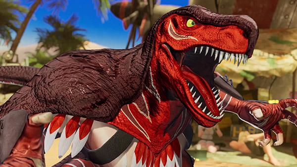 Dinosaurs protagoniza el nuevo tráiler de The King of Fighters XV