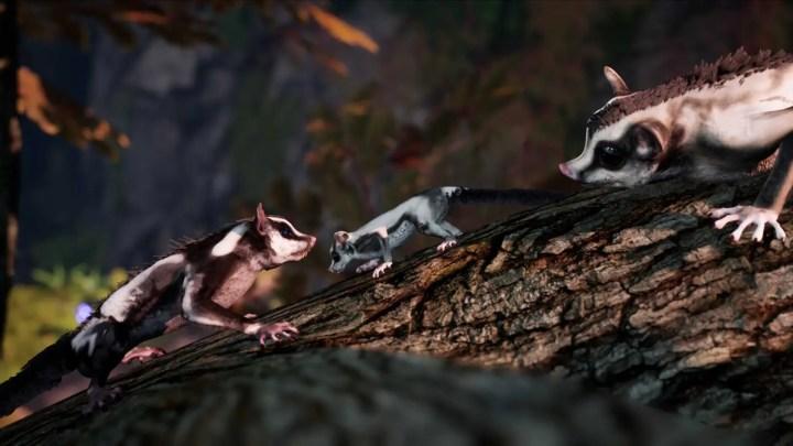 AWAY: The Survival Series estrena gameplay con nuevos animales jugables y combate contra un jefe
