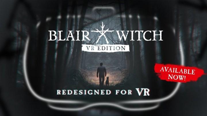 Blair Witch debuta en Oculus Rift y se lanzará este verano para PlayStation VR