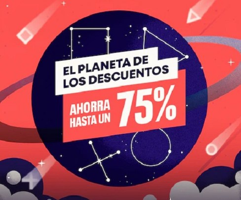 Ahorra hasta un 75% con la nueva promoción 'El Planeta de los Descuentos' de PlayStation Store