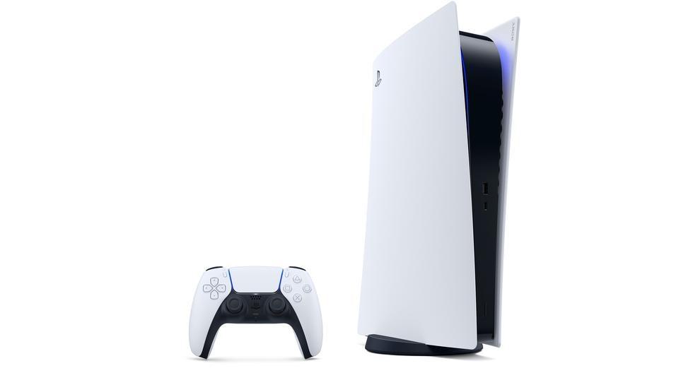 PS5 Digital Edition recibirá a finales de julio una revisión del hardware de menor peso y más mejoras