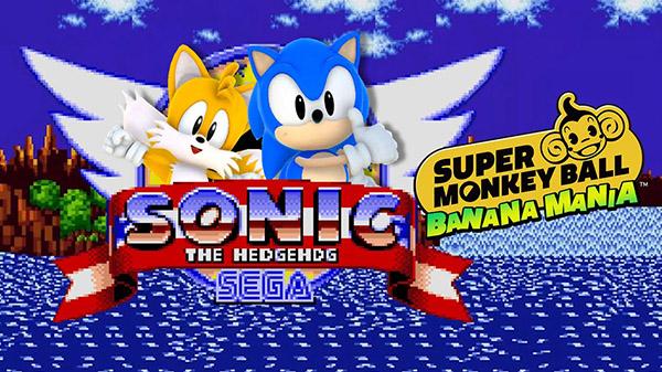 Super Monkey Ball: Banana Mania confirma a Sonic y Tails como personajes jugables