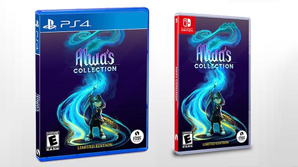 Alwa's Collection anunciado para PS4 y Switch