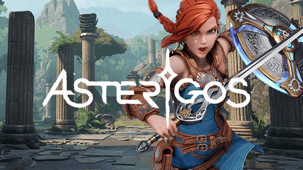 Anunciado Asterigos, nuevo action-RPG para PS5, PS4 y PC