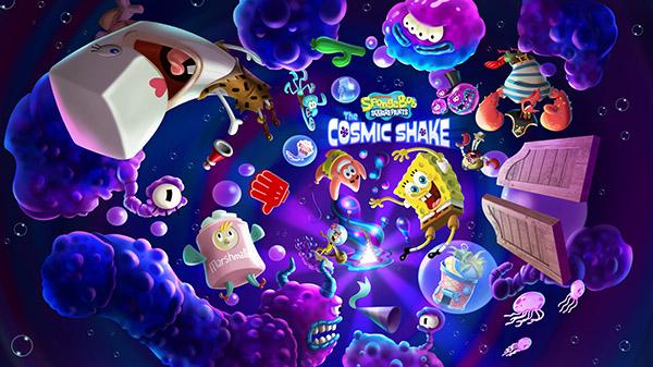 SpongeBob SquarePants: The Cosmic Shake anunciado para PS4, Xbox One, Switch y PC